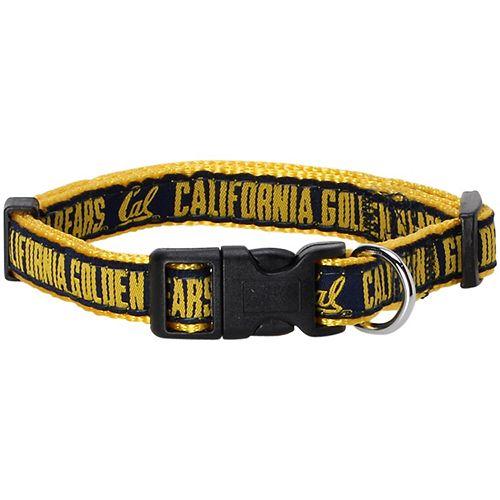Cal Bears Pet Collar