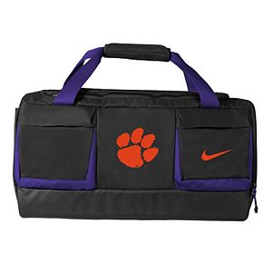 Nike Clemson Tigers Vapor Duffel Bag