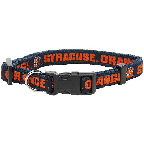Syracuse Orange Pet Collar