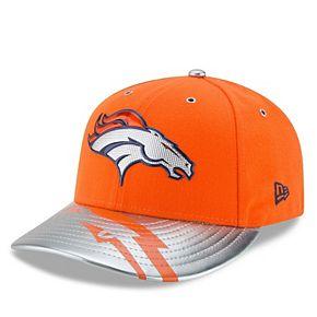 Men's New Era Orange Denver Broncos NFL Spotlight Low Profile 59FIFTY Fitted Hat