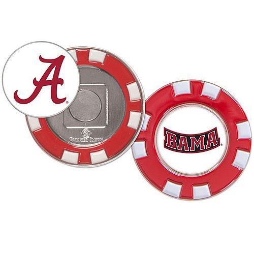 WinCraft Alabama Crimson Tide Golf Poker Chip