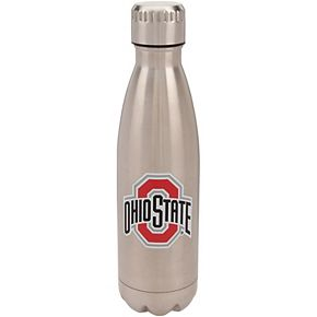 Ohio State Buckeyes 16oz. Stainless Steel Water Bottle