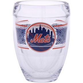Tervis New York Mets 9oz. Stemless Wine Glass