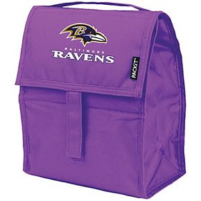 Baltimore Ravens PackIt Lunch Box
