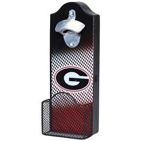 Georgia Bulldogs Lit Bottle Opener