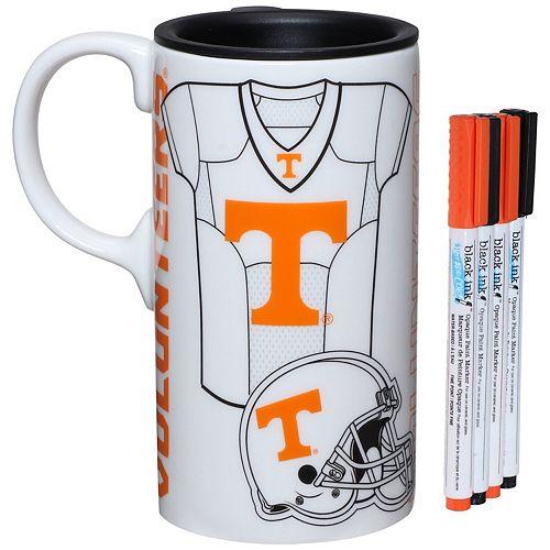 Tennessee Volunteers Just Add Color Tall Boy Mug