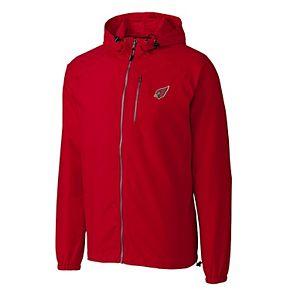 Men's Cardinal Arizona Cardinals Anderson Full-Zip Jacket