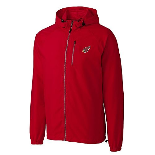 Men's Cardinal Arizona Cardinals Anderson Full-Zip Jacket