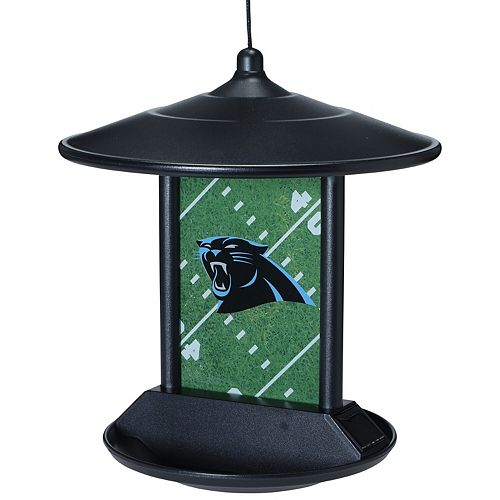Carolina Panthers Solar Feeder