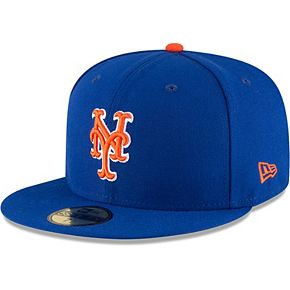 Youth New Era Royal New York Mets Alternate MLB Authentic Collection On-Field 59FIFTY Fitted Hat