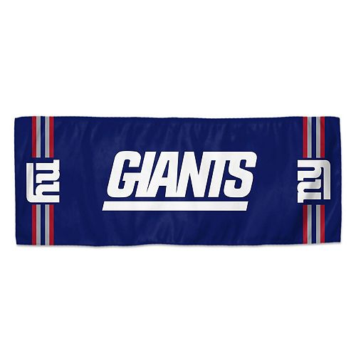 """WinCraft New York Giants 12"""" x 30"""" Double-Sided Cooling Towel"""