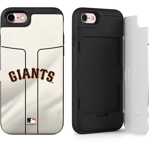 Skinit San Francisco Giants iPhone 7 Wallet Case