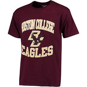 Men's Champion Maroon Boston College Eagles Tradition T-Shirt