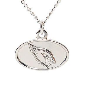 Women's WinCraft Silver Arizona Cardinals Logo Necklace