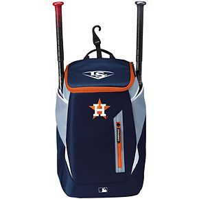 Louisville Slugger Houston Astros Genuine Stick Backpack