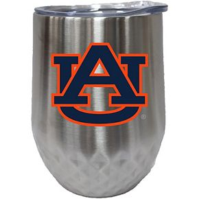 Auburn Tigers 12oz. Stainless Steel Stemless Diamond Tumbler