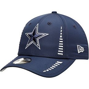 Youth New Era Navy Dallas Cowboys Speed 9FORTY Adjustable Hat