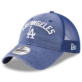 Men's New Era Royal Los Angeles Dodgers Rugged Team 9TWENTY Snapback Adjustable Hat