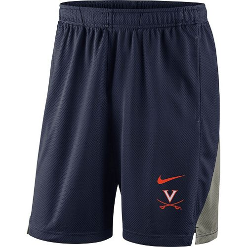 Men's Nike Navy Virginia Cavaliers Franchise Shorts