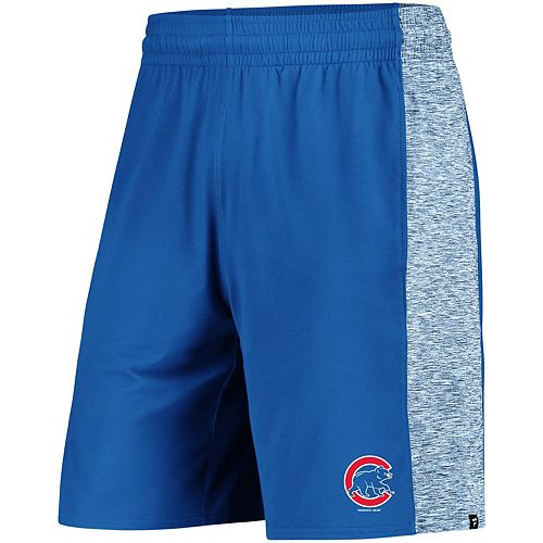 Men's Fanatics Branded Royal Chicago Cubs Made to Move Shorts