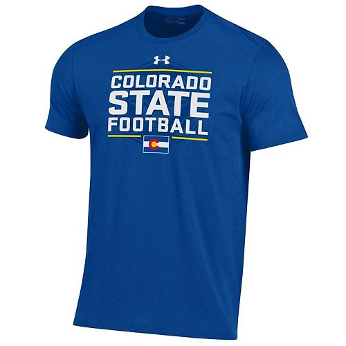 Men's Under Armour Royal Colorado State Rams Special Games Performance T-Shirt