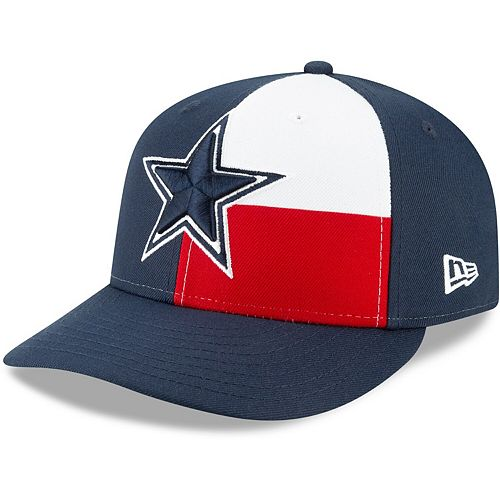 Dallas Cowboys New Era 2019 NFL Draft Spotlight Low Profile 59FIFTY Fitted Hat - Navy