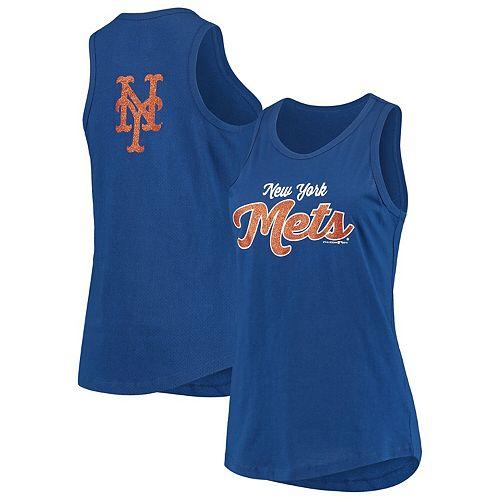 online store a1650 e3786 Women's New Era Royal New York Mets Mesh Back Baby ...