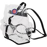 The Northwest Company Chicago Cubs Lucia Clear Backpack