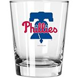 Philadelphia Phillies 15oz. Double Old Fashioned Glass