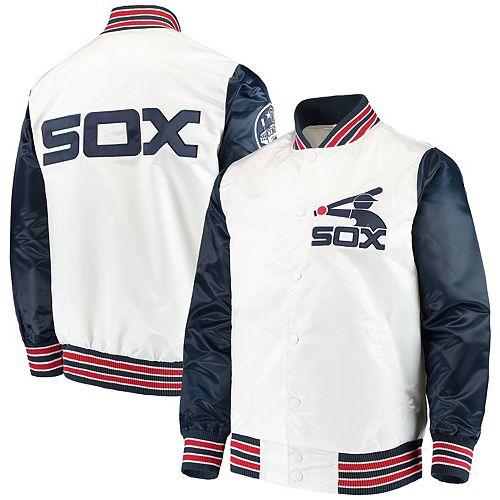 Men's Starter White Chicago White Sox The Legend Jacket