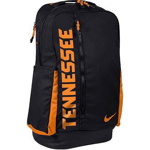 Nike Black Tennessee Volunteers Team Name Vapor Power Backpack