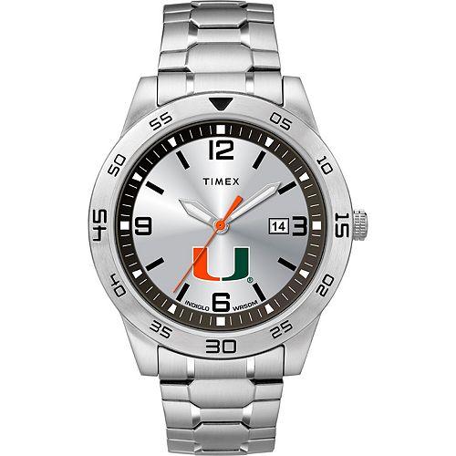 Men's Timex Miami Hurricanes Citation Watch