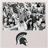 "Michigan State Spartans 4"" x 6"" Aluminum Picture Frame"