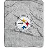 "The Northwest Company Pittsburgh Steelers 50"" x 60"" Sherpa Plush Blanket"