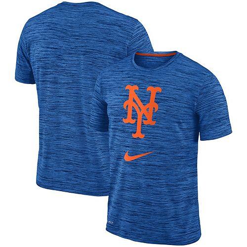 Men's Nike Royal New York Mets Velocity Performance T-Shirt