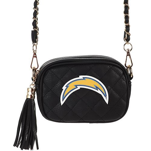 Women's Cuce Los Angeles Chargers Safety Stadium Compliant Crossbody