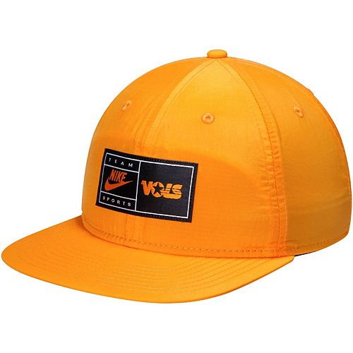 Tennessee Volunteers Nike Pro Vault Team Sports Retro Snapback Hat - Tennessee Orange
