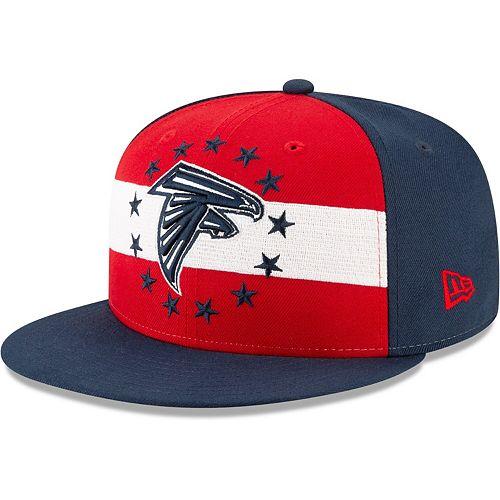 Atlanta Falcons New Era 2019 NFL Draft Spotlight 59FIFTY Fitted Hat  Red