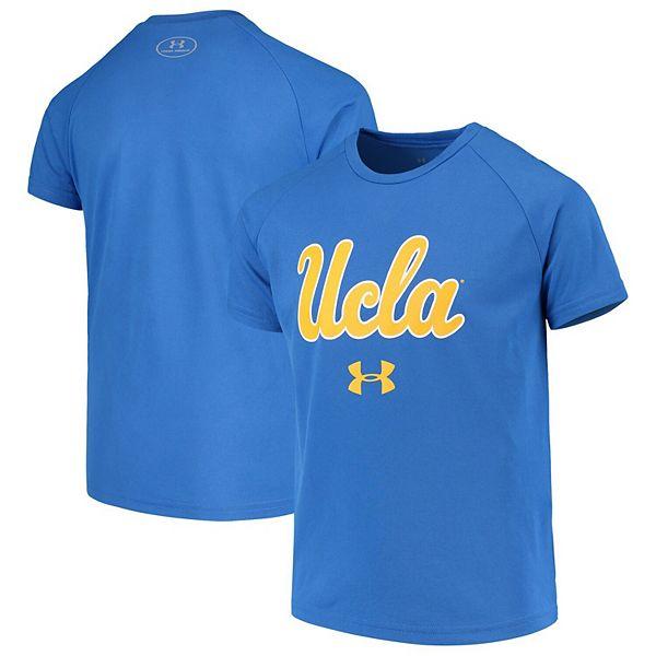 Youth Under Armour Blue UCLA Bruins 2.0 Logo Tech T-Shirt