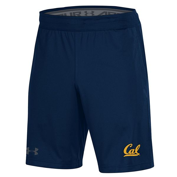Men's Under Armour Navy Cal Bears MK-1 Performance Shorts