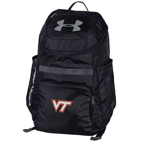 Under Armour Virginia Tech Hokies Storm Undeniable III Backpack