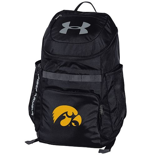 Under Armour Iowa Hawkeyes Storm Undeniable III Backpack