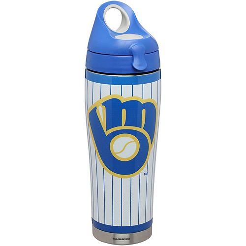 Tervis Milwaukee Brewers 24oz. Team Logo Water Bottle