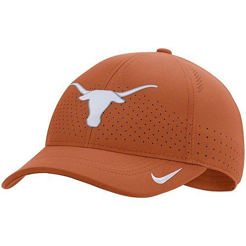 Men's Nike Texas Orange Texas Longhorns Classic 99 Sideline Performance Flex Hat