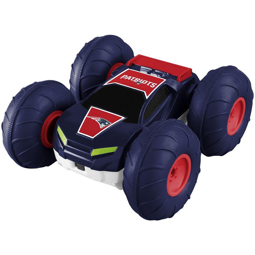 New England Patriots Flip Racer Stunt Car