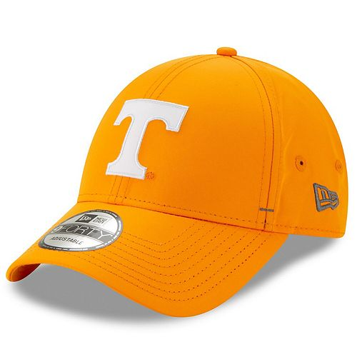 Men's New Era Tennessee Orange Tennessee Volunteers Dash 9FORTY Adjustable Hat