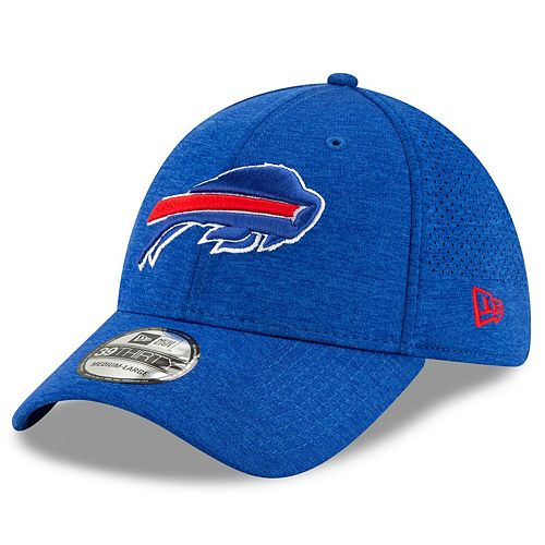 Men's New Era Buffalo Bills Royal STH Perf 39THIRTY Flex Hat