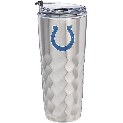 Indianapolis Colts 32oz. Stainless Steel Diamond Tumbler