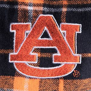 Men's Concepts Sport Navy/Orange Auburn Tigers College Ultimate Flannel Pants