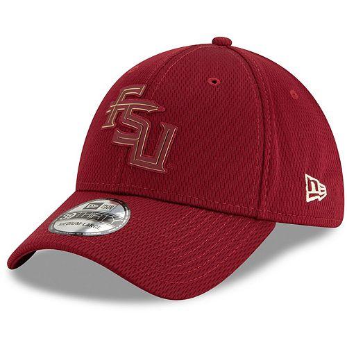 Men's New Era Garnet Florida State Seminoles Mold 39THIRTY Flex Hat